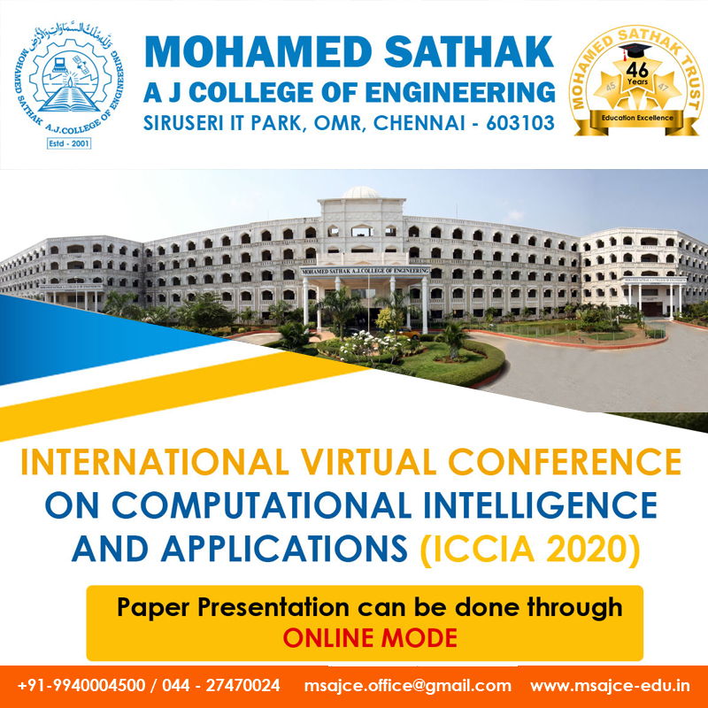 International Virtual Conference